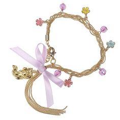"disneylifestylers: ""New Rapunzel bracelet from Disney Store Japan #disney #rapunzel #tangled #disneystore """