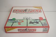 Hasbro - Monopoly - the classic board game -Brand New Property Trading Game 2006 Jigsaw Puzzels, Parker Games, Classic Board Games, New Property, Educational Toys, Monopoly, Boards, Brand New, Ebay