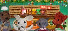 Fuzzy house er en ny dansk udviklet app, i et dukkehus miljø til leg og underholdning uden mål og deadlines. Bare hygge med de strikkede fuzzyer.