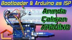 Arduino as ISP & Bootloader Yükleme (Anında Çalışan ARDUİNO) #7