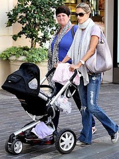 1000 Images About Celebrities Strollers On Pinterest