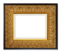 bd8cef47844b tabletcouture.com Wide Gold Ornate Frame for iPad® or other tablets
