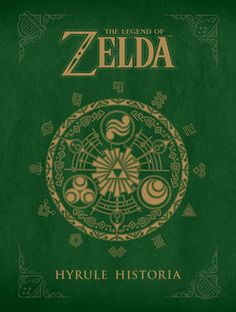 Dark Horse Comics and Nintendo partner for The Legand of Zelda: Hyrule Historia