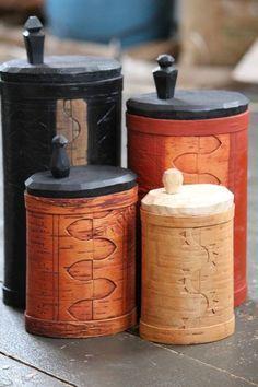 Birch Bark Box Tutorial — Woodspirit- April & Jarrod Stone Dahl