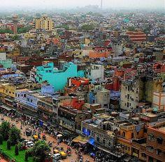 New Delhi, India #seatsofthegoddess