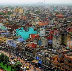 New Delhi, India #seatsofthegoddess