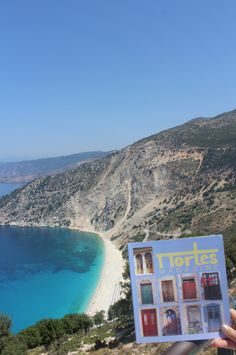 Mytros Beach Kefalonia!!! Good Things, Magazine, Doors, Beach, Puertas, The Beach, Magazines, Beaches, Warehouse