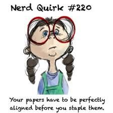 Image result for nerd quirks