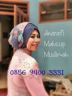 jasa makeup muslimah di padangsari semarang