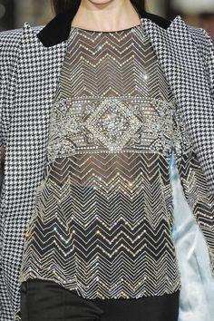 Emilio Pucci Fall 2012 - The blouse!