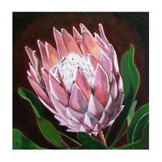 Protea by Jacqui Simpson