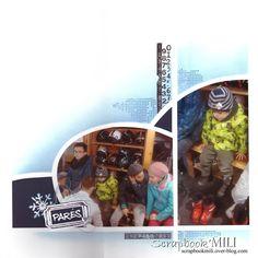 Avec une journée de retard, voilà la suite de mon album au Ski :) Première mission en arrivant à la station : la location des skis et tout le matériel nécessaire. J'ai immortalisé l'essayage des chaussures de ski avec mon téléphone, les photos ne sont...