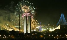 Visit Brasilia in New Year's Eve and enjoy the beach parties