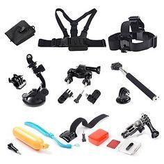 accessoire+essentiel+bundle+kit+defery-12-en-1+pour+GoPro+Hero+4+et+3+3++–+EUR+€+36.25