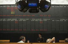 Bolsa de Buenos Aires despenca após decisão judicial americana   #CristinaKirchner, #Default, #FundosAbutres, #Hedge, #índiceMerval