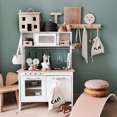 Chores. Although I'm definitely close to ocd when it comes to cleaning and tidying up, I just hate doing dishes and would (un)load the… Ikea Duktig, Kids Decor, Home Decor, Kids Room Design, Tidy Up, Little Girl Rooms, Baby Room Decor, Eclectic Decor, Kid Spaces