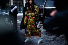 Wang Xin Yu | New York City via Le 21ème