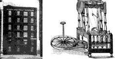 1771 factory and water frame - Google Search