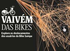 Aluguel de bicicleta para lazer em São Paulo tem pico à noite - 17/01/2016 - Cotidiano - Folha de S.Paulo