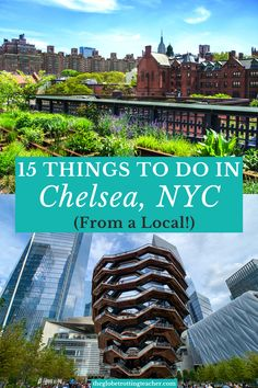 Looking for the best things to do in Chelsea NYC? This written-by-a-local guide spotlights the must-dos, favorite restaurants, and where to stay in this popular New York City neighborhood. #travel #nyc Mid Atlantic States, Best Travel Websites, Stuff To Do, Things To Do, Chelsea Nyc, Traveling Teacher, Nyc Hotels, Us Travel Destinations, Travel Usa