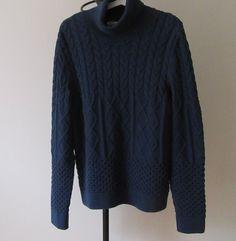 Cotton Blue Retro Topman Ltd. Polo Jumper, Bo Ho, Vintage Sweaters, Hippie Chic, Hippy, Jumpers, Cardigans, Retro Vintage, Vintage Outfits