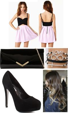 """""""You can be the peanut butter to my jelly."""" by happilyyeverrafterrr on Polyvore"""