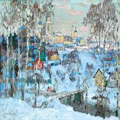 Konstantin Ivanovich Gorbatov (1876-1945): The Volga