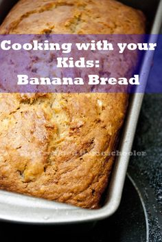 Banana Bread - I like to combine 1/2 c brown sugar, 1/2 c chopped pecans, 1 T flour, 1 T melted butter & 1/8 tsp cinnamon. Sprinkle on top of loaves (enough for 2 loaves) before baking.