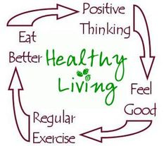healthy living.