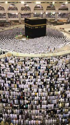 Mecca Masjid, Mecca Islam, Masjid Al Haram, Hadith, Alhamdulillah, Islamic Quotes Wallpaper, Mecca Wallpaper, Allah Wallpaper, Medina Mosque