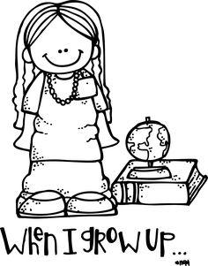 When I grow up ~ Girl