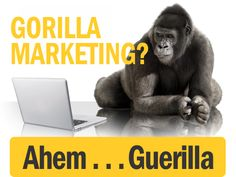What (Safe) Guerrilla Marketing Can Do For Your Biz