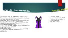 HelloTem Women's Classic 3 Hooks Latex Trainer Shapewear Workout Waist C...
