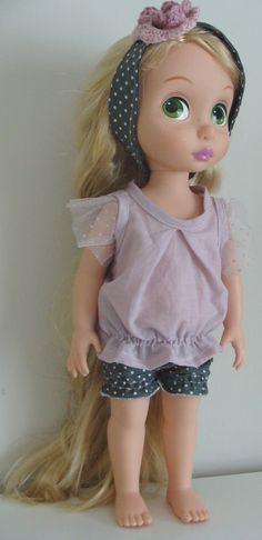 Doll's Clothes / Disney Animator Doll Rapunzel