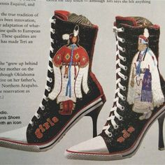 The things I would do for these shoes! Ahhh :)