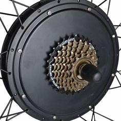 48V 1500W Motor Electric Bicycle Bike