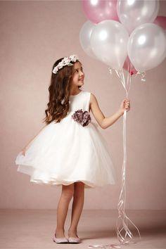 Natalie Dress Flower Girls for my ladies <3  BHLDN