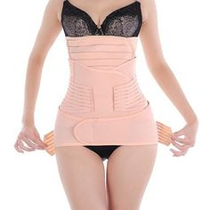 CTKcom 3 in 1 Postpartum Support - Recovery Belly waist pelvis Belt Shapewear Waist Belts for Women and Maternity-Postnatal Recoery Support,,Size Large *** You can find more details by visiting the image link.