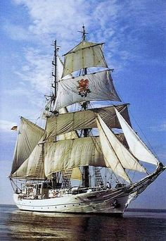 "Tall Ship ""Greif"""