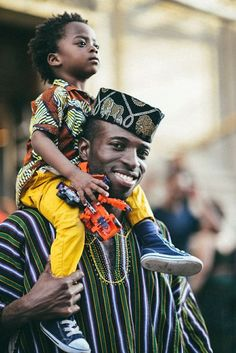 everything-naija: demnaijatinz: a—fri—ca: Father and son (DAPPER LOU) Black Love, Black Is Beautiful, Black Men, Beautiful People, Beautiful Children, Beautiful Babies, Black Fathers, Fathers Love, Father And Son
