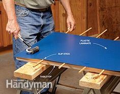 Once you mount your router in a diy router table, you might never remove it. Use these simple router table plans to build this router table. Wood Router Table, Making A Router Table, Homemade Router Table, Router Table Plans, Router Woodworking, Woodworking Projects, Diy Projects, Router Accessories, Homemade Machine