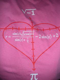 math humor - I Love Math