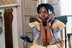 "Whoopi Goldberg in ""The Color Purple"" (1985)"