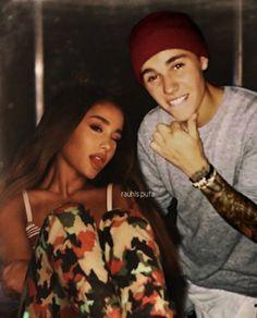 jariana Ariana And Justin, Ariana Grande Justin Bieber, Ariana Grande Cute, Ariana Grande Photos, Cute Couples Goals, Couple Goals, Justin Bieber Family, Dangerous Woman, King Queen