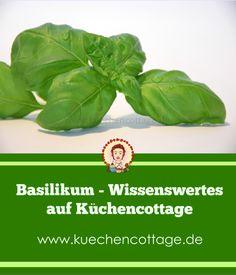 Was ist Basilikum?   Küchencottage  http://kuechencottage.de/basilikum/  Hier erhälst du eine Kurzinformation über Basilikum.  #basilikum #information #wissenswertes #lebensmittel #kräuter #gutzuwissen #info