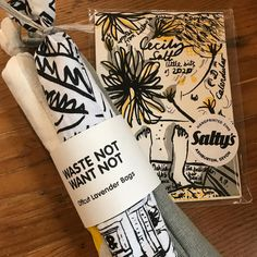 Unusual quirky arty gifts ..we are thinking up ways of creating more small thoughtful things to send loved ones. #lavenderbags #zines #creativegifts #downtime #rnd Lavender Bags, Creative Gifts, Zine, New Work, Screen Printing, First Love, Thoughts, Studio, Create