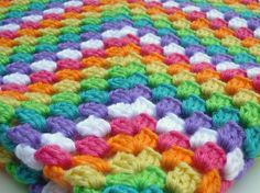 http://www.pinterest.com/kimsouthall/ CrochetMaggie, Granny Square Afghan