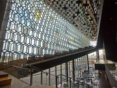 Harpa Concert Hall, Reykjavík, Iceland - Google Search