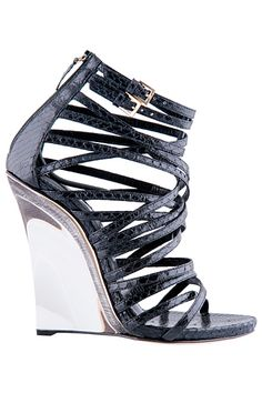 Dsquared2 - Accessories - 2015 Spring-Summer  |  shoes (  wedges 1 )