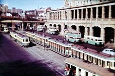 Central Railway Station, Sydney, Australia.ve. Great Photos, Old Photos, Australian Road Trip, City Folk, As Time Goes By, Light Rail, History Photos, Train Rides, Historical Pictures